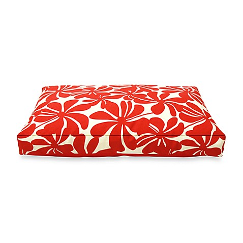 Best Friends by Sheri Medium SunStyle Standard Dog Bed in Red