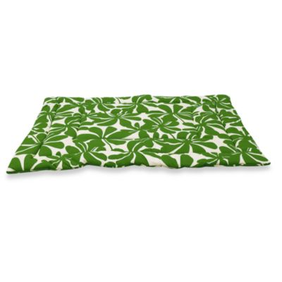Best Friends by Sheri SunStyle XXL Dog Nap Mat in Twirly Lime Green