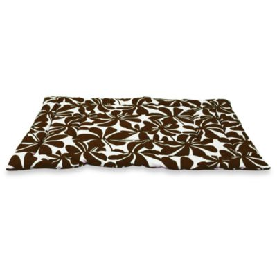 Best Friends by Sheri SunStyle Size XXL Dog Nap Mat in Twirly Brown
