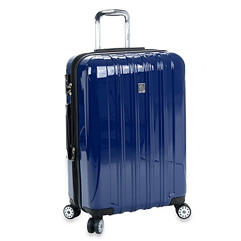 DELSEY Helium Aero 25-Inch Spinner in Blue