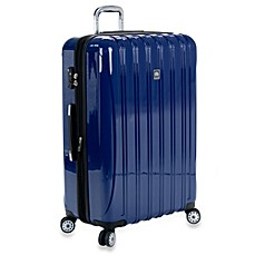 DELSEY Helium Aero 29-Inch Spinner in Blue