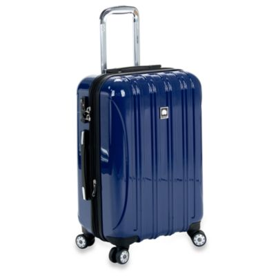Delsey Helium Aero Blue 21-Inch Spinner Carry-On