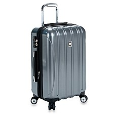 DELSEY Helium Aero 21-Inch Spinner Carry-On in Titanium