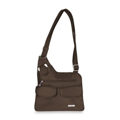 Travelon Anti-Theft React Crossbody Bag