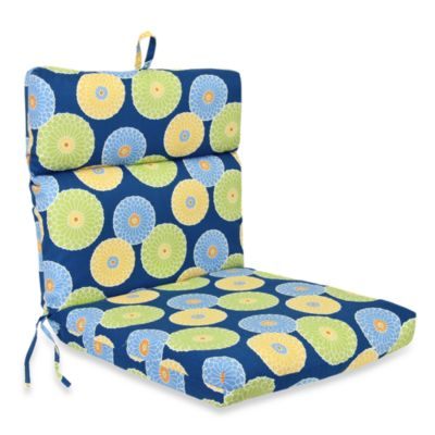 Outdoor Chair Cushion in Springdale Poolside