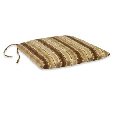 Java Journey Chestnut Seat Pad Cushion