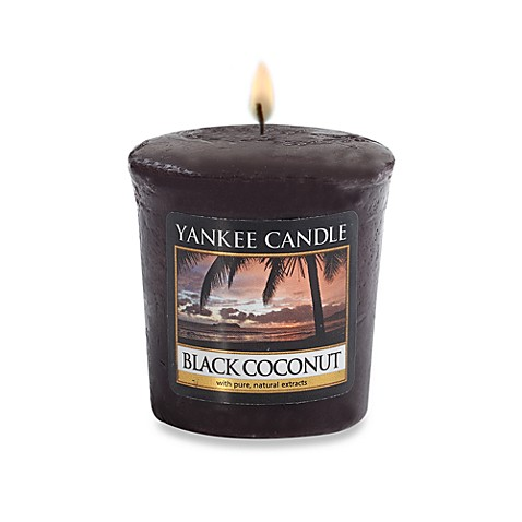Yankee Candle® Black Coconut Samplers® Votive Candle