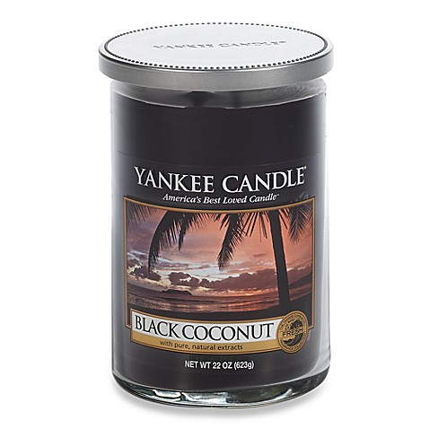 Yankee Candle® Black Coconut Large 2-Wick Lidded Candle Tumbler