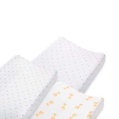 Pink Classic Changing Pad Cover Diapering