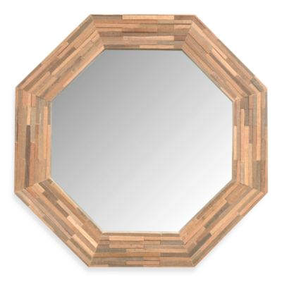 Rosario Large Wood Mirror