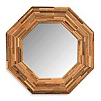 Rosario Small Wood Mirror