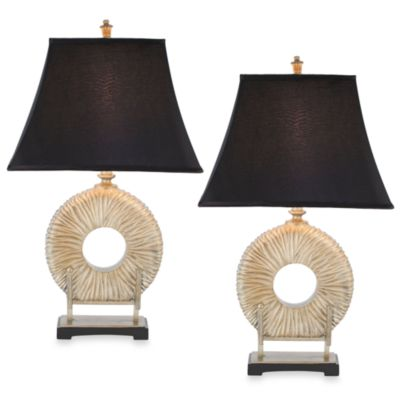 Gabriella Circle Lamps (Set of 2)