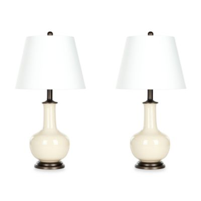 Set of 2 Ceramic Table Lamp