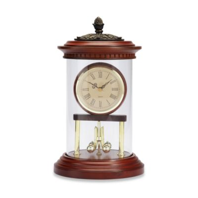Oval Anniversary Clock