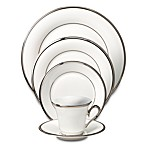 Lenox® Solitaire® White 5-Piece Place Setting