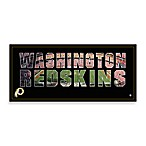 Washington Redskins Canvas Art Team Pride