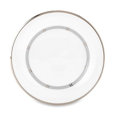 Solitaire® White Accent Plate