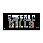 Buffalo Bills Canvas Art Team Pride