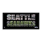 Seattle Seahawks Canvas Art Team Pride