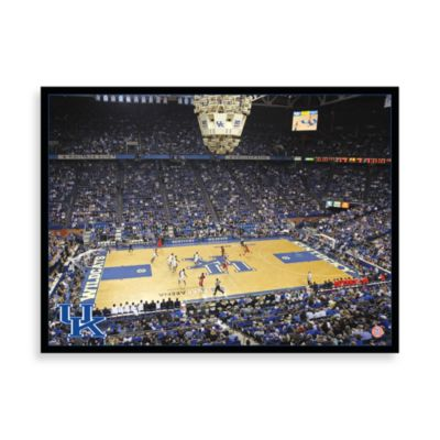 University of Kentucky Canvas Art Team Stadium