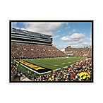 University of Iowa Canvas Art Team Stadium