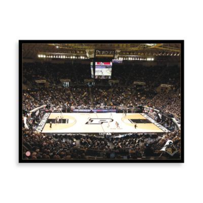 Purdue University Canvas Art Team Stadium