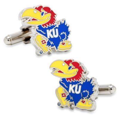 Kansas University Cufflinks