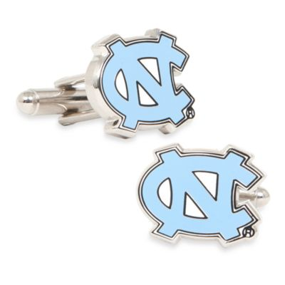 NCAA University of North Carolina Tarheels Cufflinks