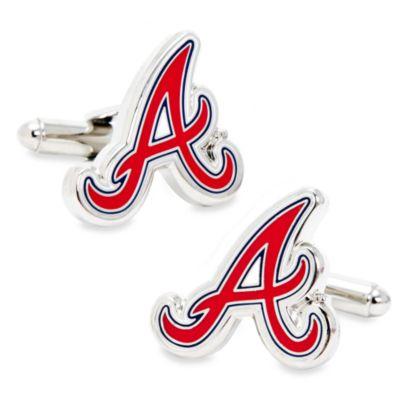 MLB Atlanta Braves Cufflinks