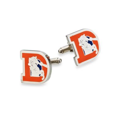 NFL Vintage Broncos Cufflinks