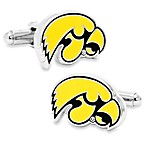 NCAA University of Iowa Hawkeyes Cufflinks