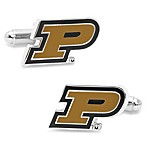 NCAA Purdue University Boilermakers Cufflinks