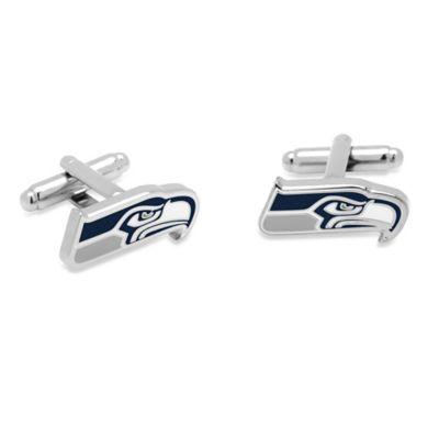 NFL Seattle Seahawks Cufflinks