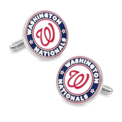 MLB Washington Nationals Cufflinks