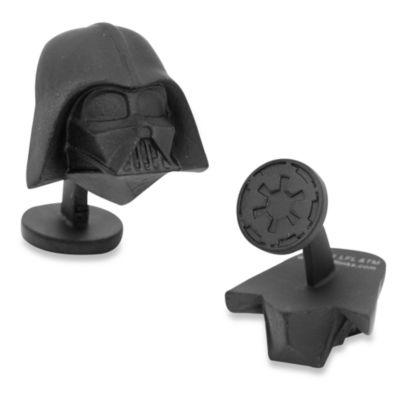 Star Wars™ 3-D Darth Vader Head Cufflinks
