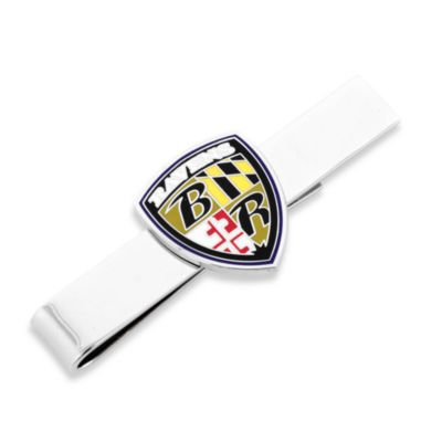 Baltimore Ravens Tie Bar