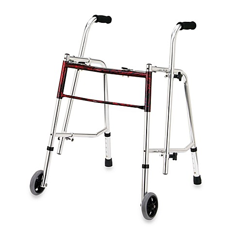 Health > Drive Medical Wenzelite Glider Walker in Flame