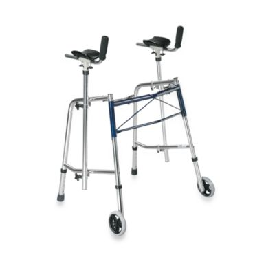 Drive Medical Wenzelite Platform Attachment for Glider Walker in Standard