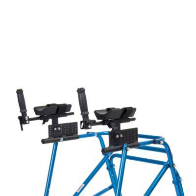 Drive Medical Wenzelite Large Nimbo Forearm Platform & Mounting Bracket