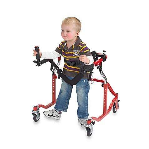 Drive Medical Wenzelite Pediatric Luminator Posterior Gait Trainer