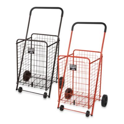Drive Medical Winnie Wagon Cart in Black