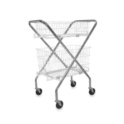 Drive Medical Utility Cartwith Baskets