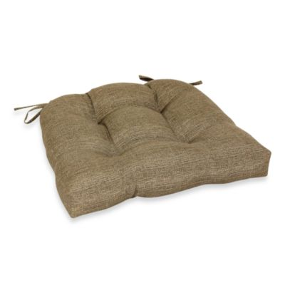 Outdoor Oversized Chair Pad in Chino