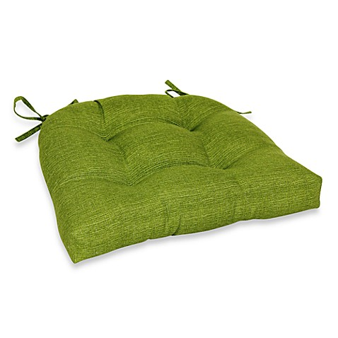 Outdoor Oversized Chair Pad in Kiwi
