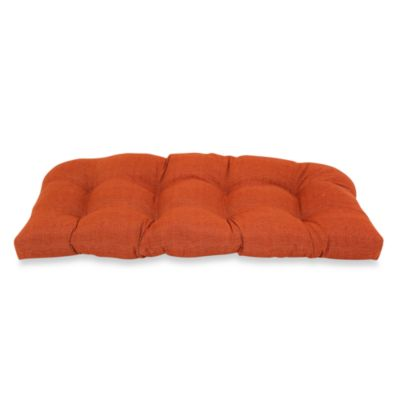 Outdoor Sette Cushion in Orange