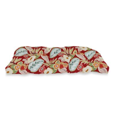 Outdoor Sette Cushion in Floral