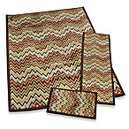 Nova Flamestitch Rug (Set Of 3)