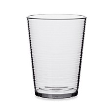 Bark Double Old Fashioned Glass in Clear