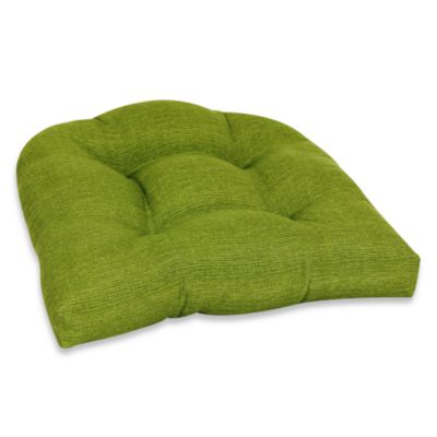 Outdoor Single U Cushion in Kiwi