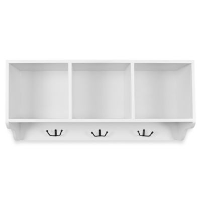 Safavieh Alice Wall Shelf in White